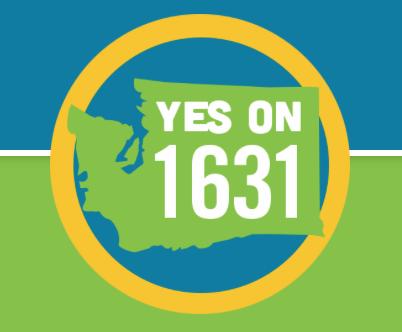 Washington Must Vote YES on Initiative 1631!